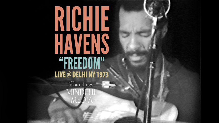 Richie Havens– Performs FREEDOM, Live in Delhi, NY 1973