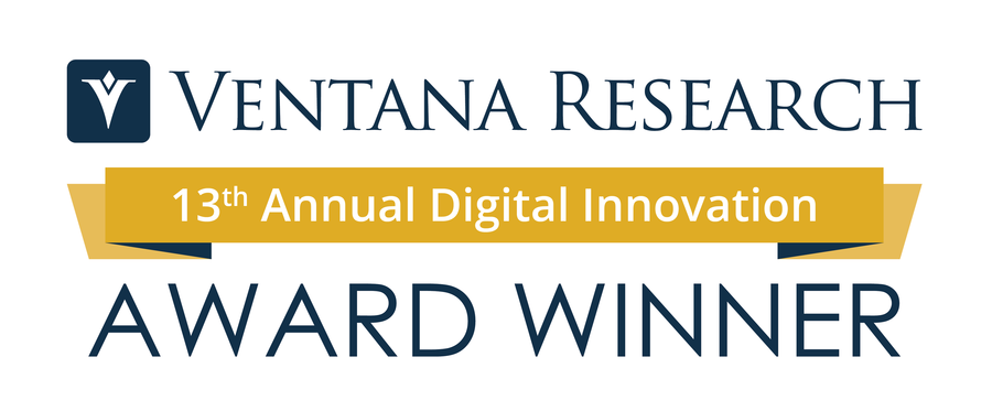 Ventana Research Unveils the Winners of the 13th Annual Digital Innovation Awards