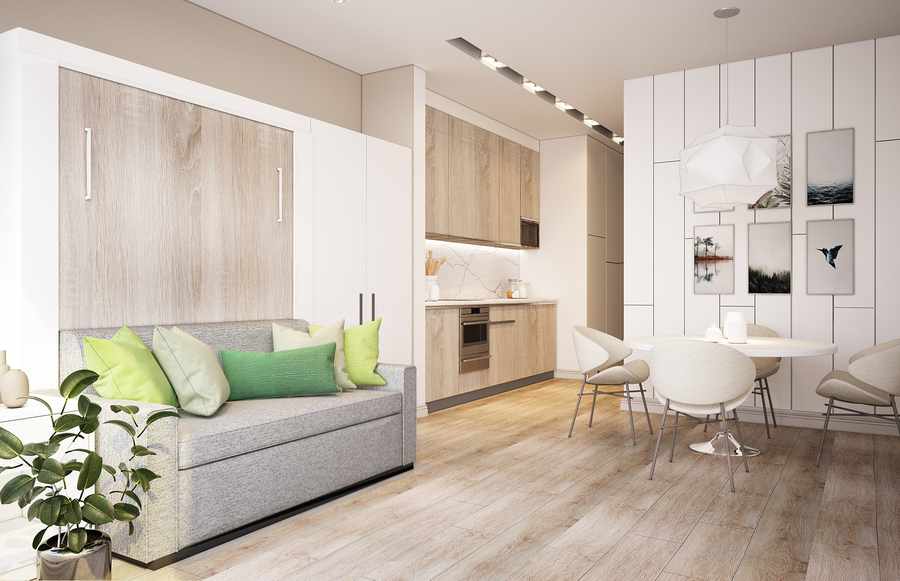 Inova Releases New 2020 Product Catalog Featuring Modern Murphy Beds and Space Saving Solutions