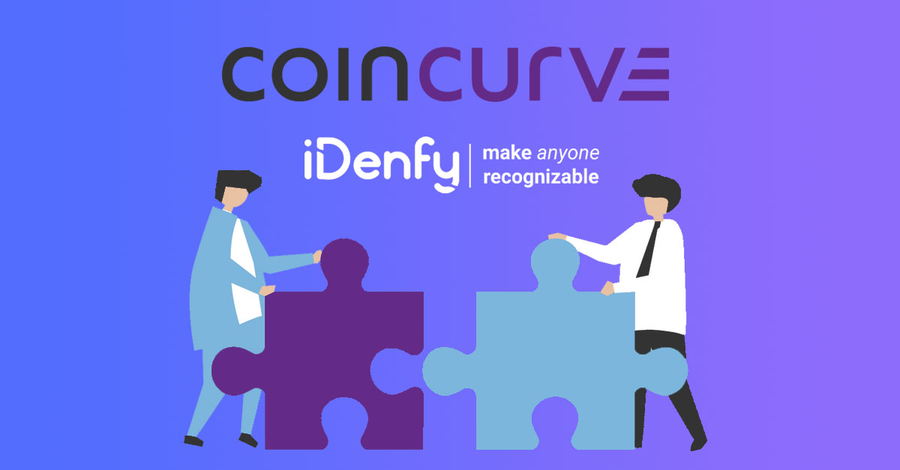 iDenfy & Coincurve Announce Partnership to Provide Virtual Currency Customers with Smooth KYC Compliance Process