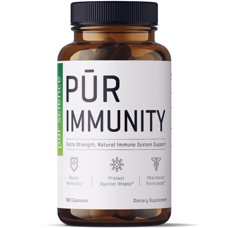 PŪR Science Launches PŪR IMMUNITY In US Market