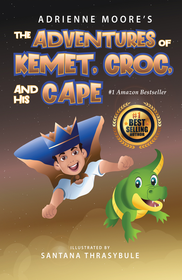 The Adventures of Kemet, Croc and his Cape