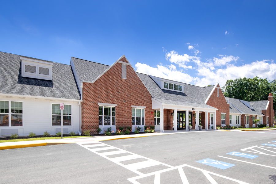 The Douglas Company is pleased to announce the completion of the Legacy Ridge Memory Care Community