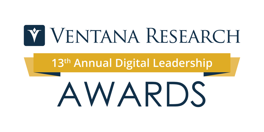 Ventana Research Opens 13th Annual Digital Leadership Awards for Nominations