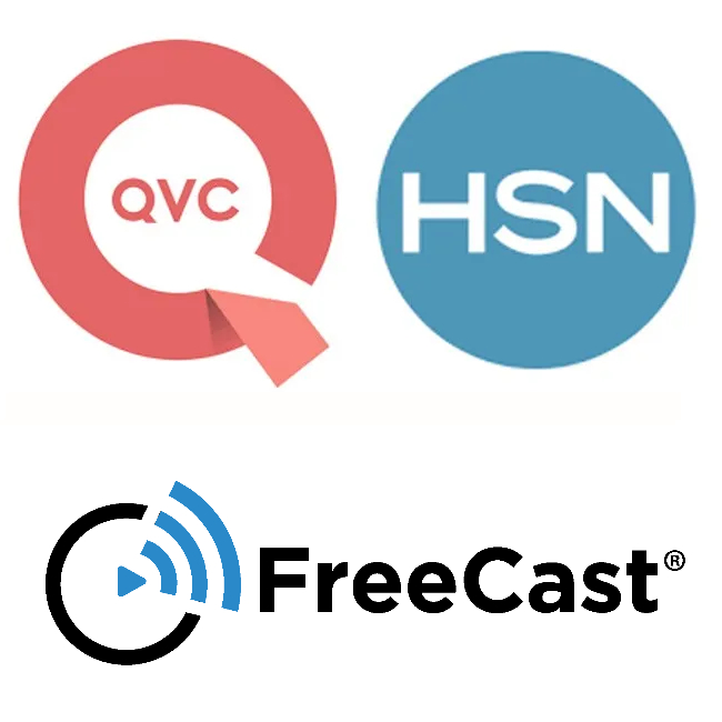 FreeCast Adds Multiplatform Retailers QVC and HSN to their SmartGuide Lineup