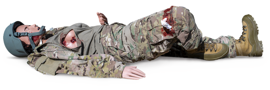 Operative Experience Releases TCCS Female Plus, the World's First High-Fidelity Female Simulator for Medical Provider Level Tactical Casualty Care