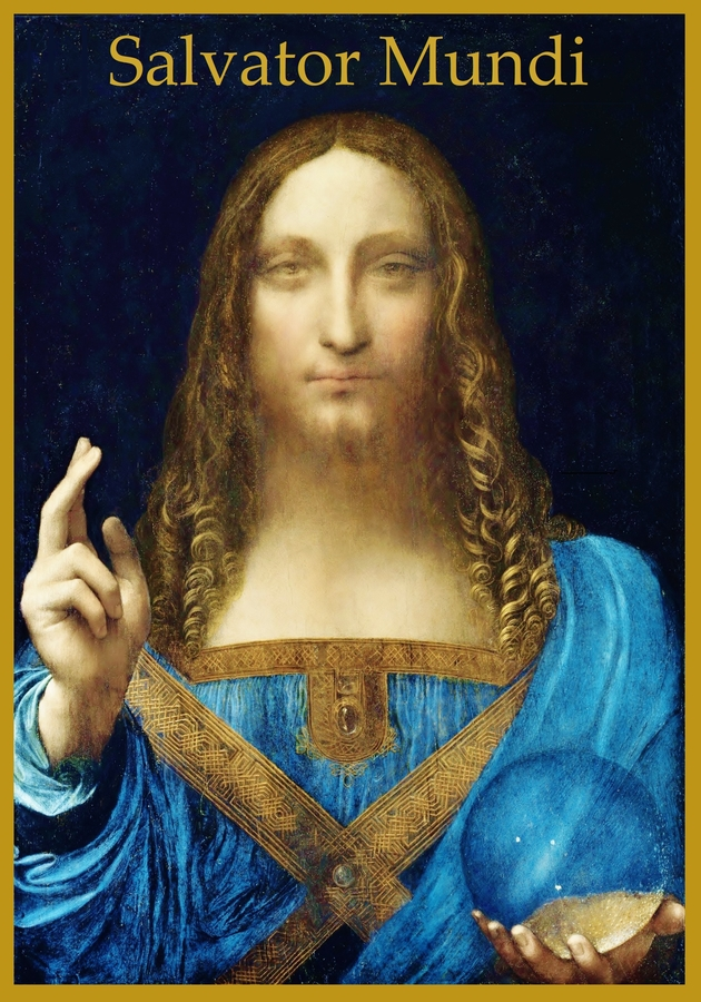 SALVATOR MUNDI! The Musical