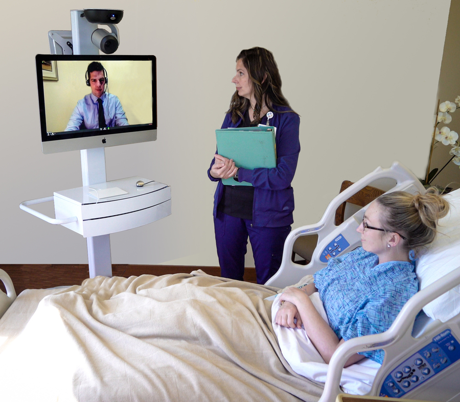 Telemedicine Group Adds Former Texas Hospital Leader to Board of Directors