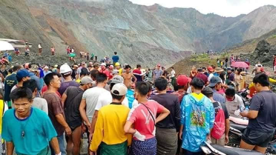 Jade Mine Disaster Moves GFA to Call for 'Compassionate Prayer'