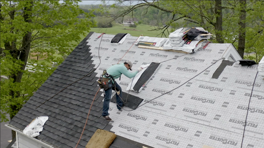 Voting Begins For Harrisonburg Roofing Contractor Free Roof Giveaway
