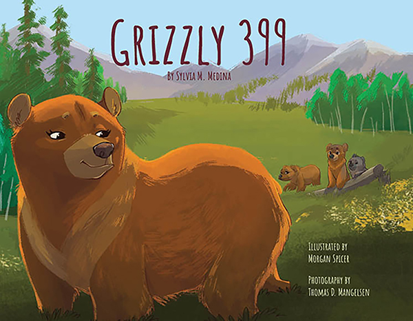 Award Winning Publisher Green Kids Club Releases New Book: Grizzly 399