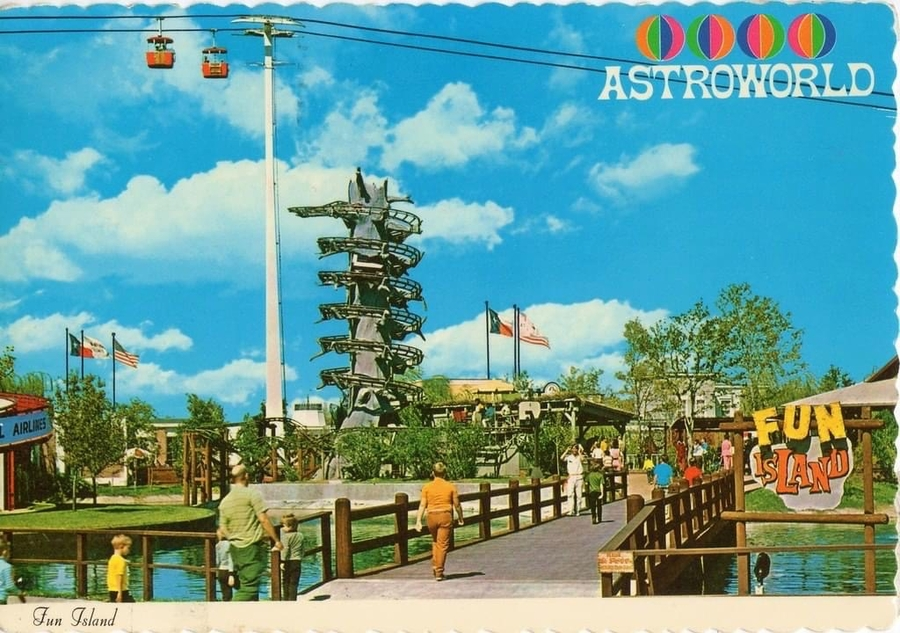 "Brimstone Historical Society in Sulphur, LA to Exhibit Nostalgic Artifacts Down Memory Lane with  ""A Love Letter to AstroWorld: From SWLA"""