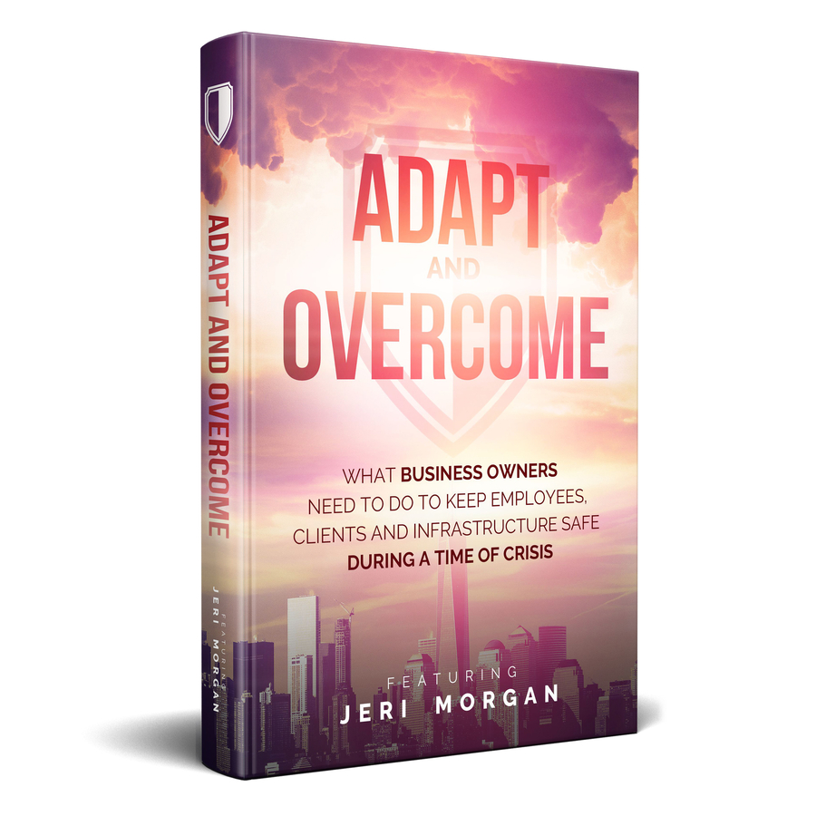 "Colorado IT Specialist, Jeri Morgan, Celebrating New Book ""Adapt and Overcome"" Reaches Amazon's Best Seller List in One Day"