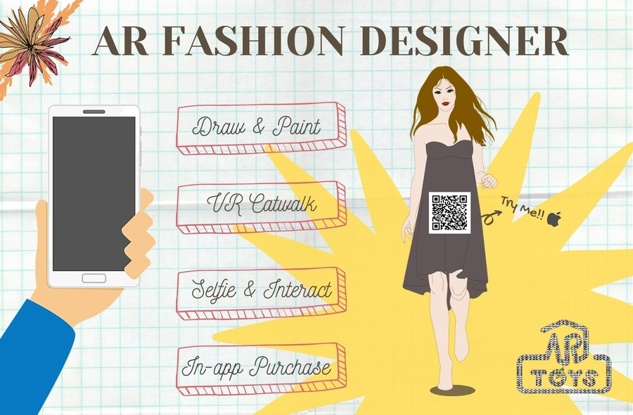 Grab Your Favourite Ar Fashion Designs Now Till 15th August For Free