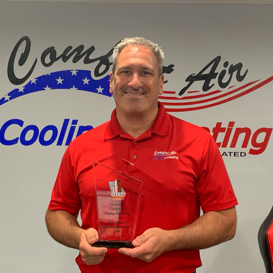 A Local Warner Robins Business Named CEFGA K12 Pipeline Employer of the Year!
