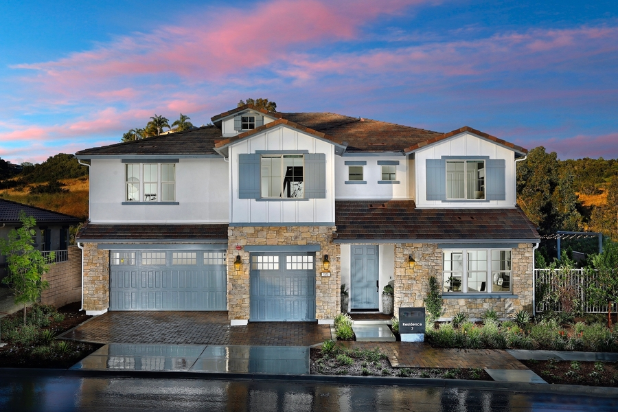 Enclave Locale, Estate Quality And Award-Winning Design Highlight Loden At Olivenhain In Encinitas