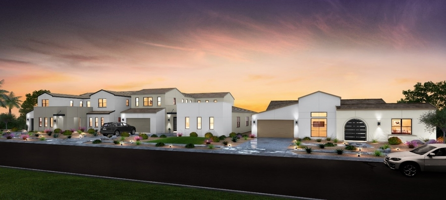 Homebuyers Score Early Preview of The Highlands