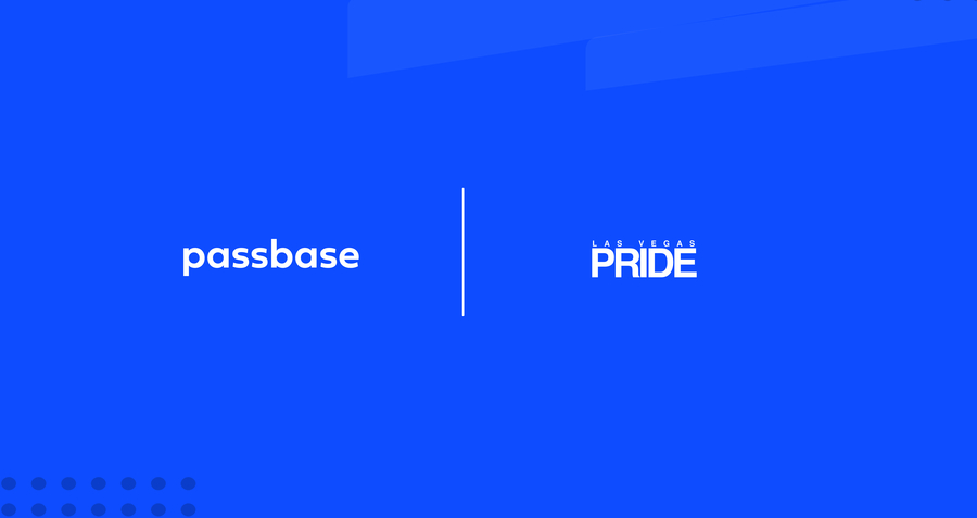 Las Vegas PRIDE Teams Up with Passbase to Maintain and Increase The Safety of Its Community