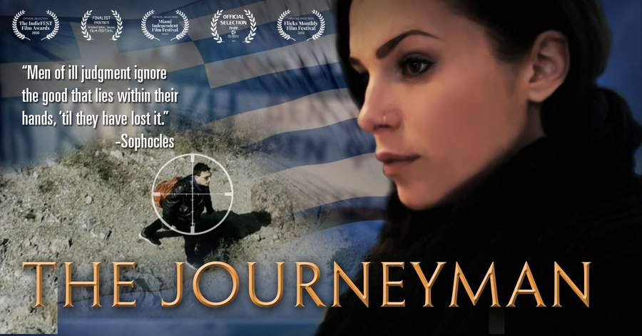 """The Journeyman"" Taut International Thriller comes to Amazon"