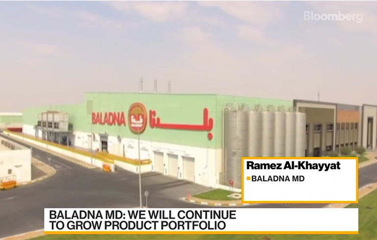 Baladna MD Will Continue to Grow Our Product Portfolio