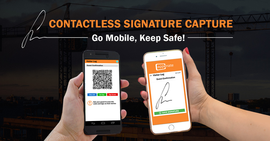 Contactless Signatures Launch On Appenate's Industry Leading No-Code Platform