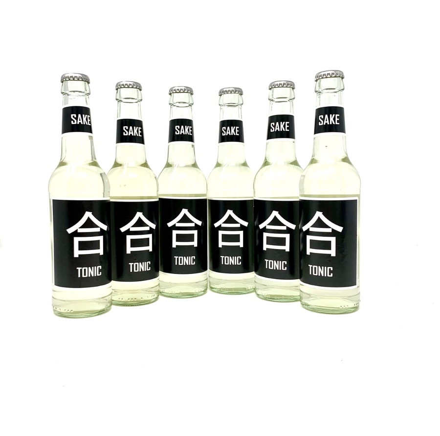 Sake Startup brings Sake and Tonic, as Ready-to-Drink Beverage, in the Bottle