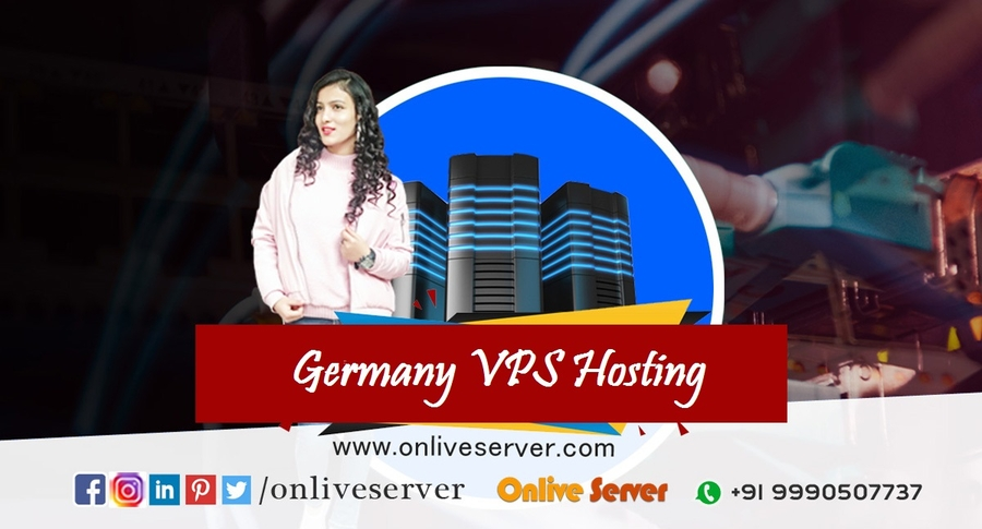 Onlive Server launched Germany VPS Server hosting with Unlimited Bandwidth and Cloud KVM VPS Panel