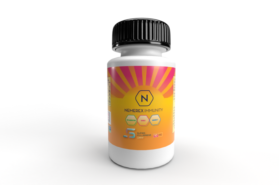 Nemerex, a New Nano-Solution for Immune Support
