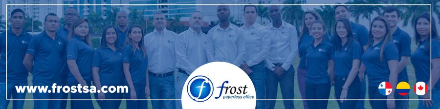 FROST SA. lanzó en agosto de 2020 nuevos servicios en Colombia, país de Sudamérica.