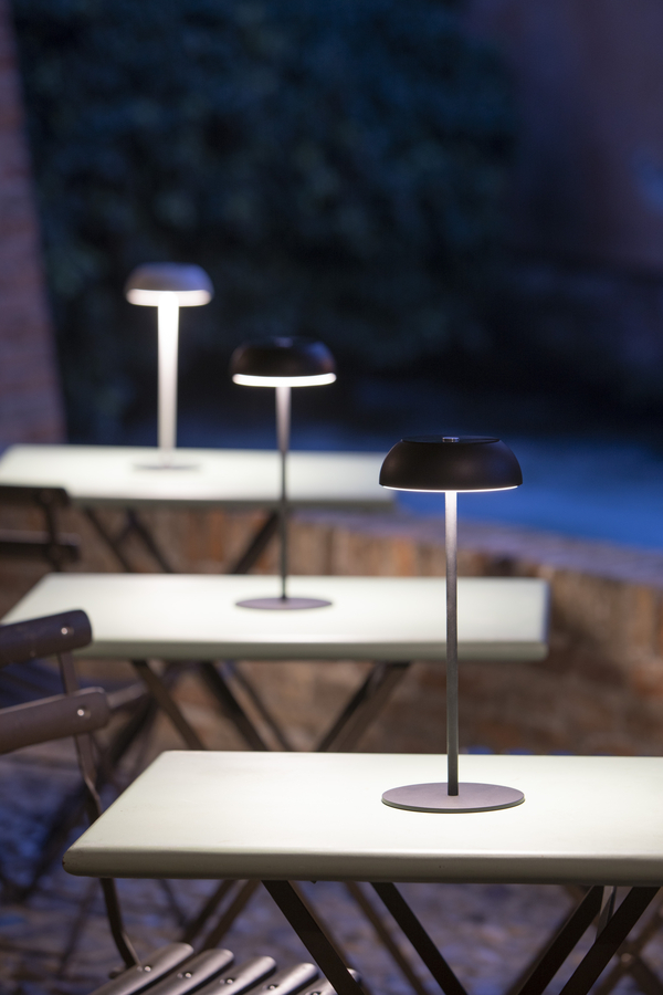 The Float Table Lamp Works Anywhere—From Bedside to Poolside