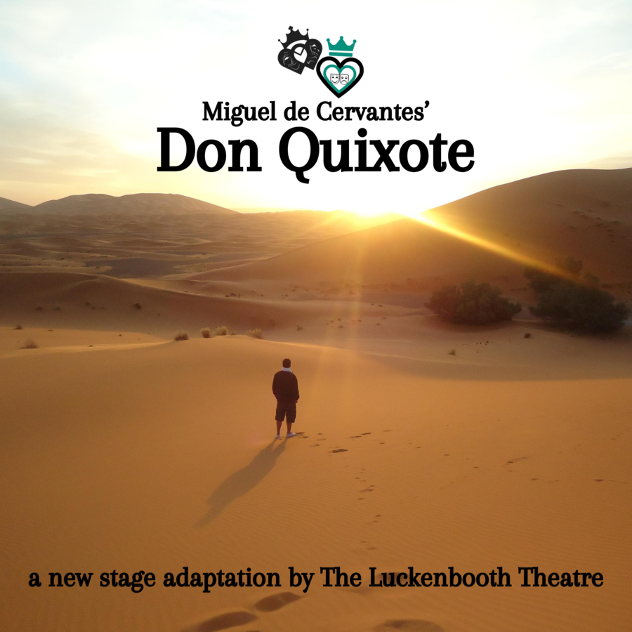 Don Quixote and Sancho Panza Ride Again in The Luckenbooth Theatre's Adaptation of Miguel de Cervantes' Classic Novel