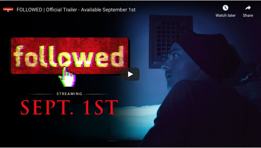 Go Media Principals Len Gibson and Wayne Overstreet are Excited to Announce the Followed Movie Will be Streaming on all Digital Platforms September 1st