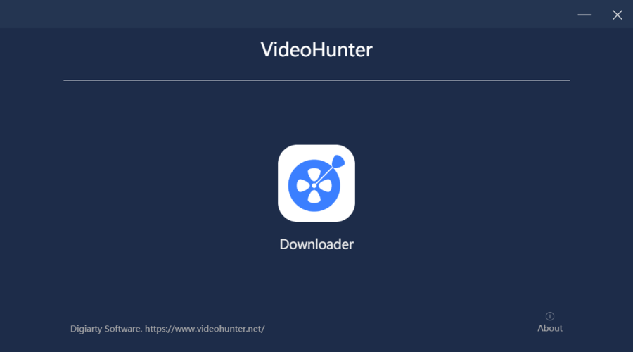 Core Updates of VideoHunter V 1.0.5 on Windows PC