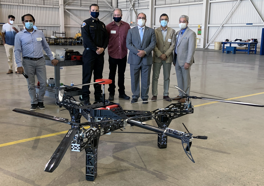 IVDA Signs MoU with CalTech, Positioning San Bernardino County to Advance UAS Technology Sector at the New UAS Center at SBD International Airport