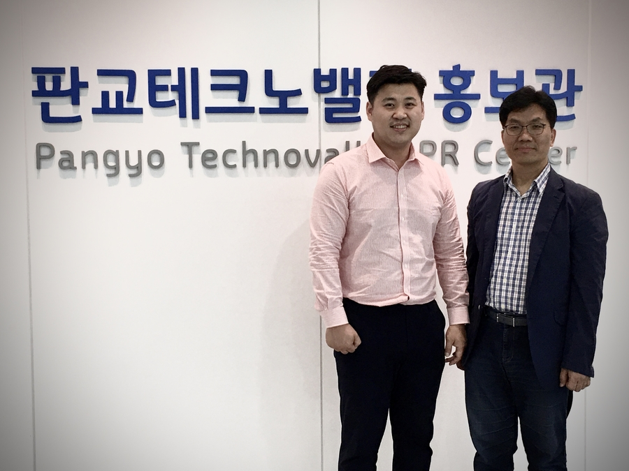 [Pangyo Technovalley, Innovation Hub in Asia] TexTory Remembers all Records of Customer Communication