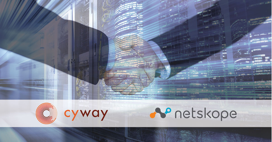 Cyway signs Distribution Agreement for Netskope in Middle East & Africa
