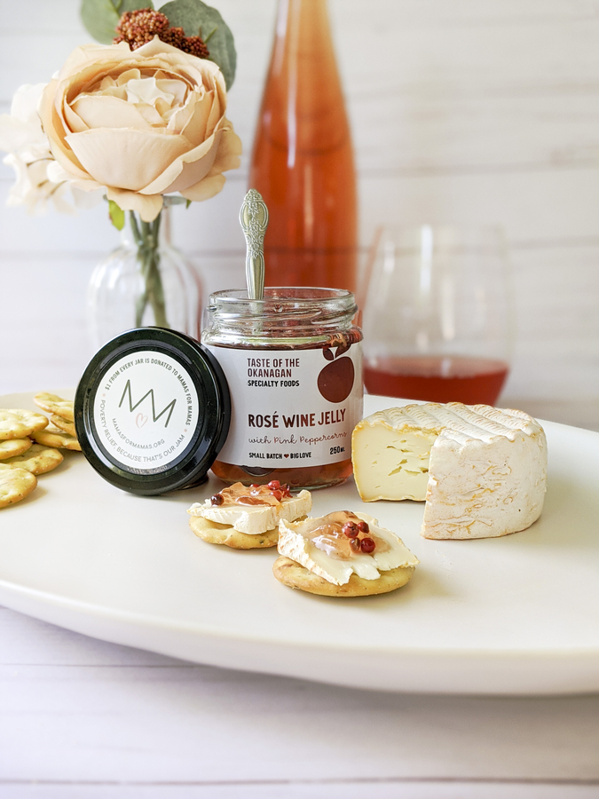"""Spread"" the love with new Rosé Wine Jelly"