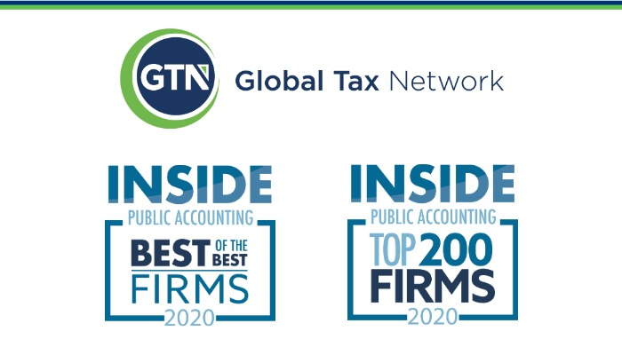 GTN Named a Best of the Best Firm and Top 200 Firm by INSIDE Public Accounting