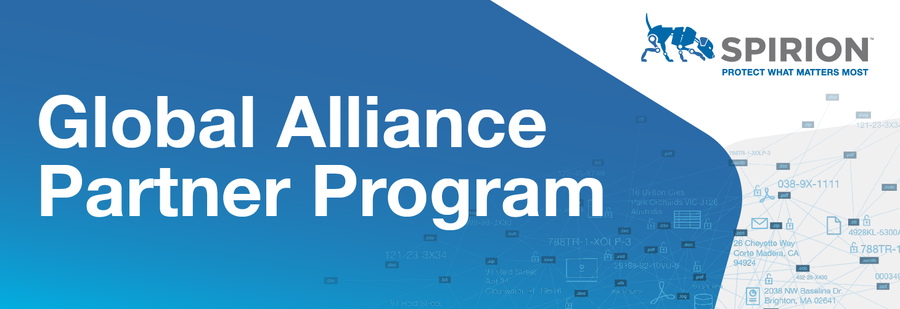 Spirion Unveils Global Alliance Partner Program