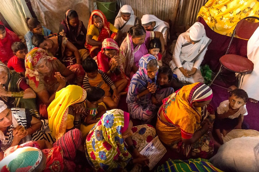 Millions of Widows in 'Crisis of Survival' Says GFA World