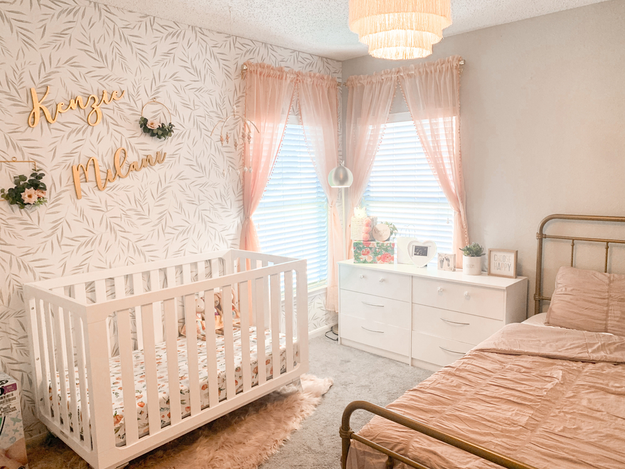 "Mama's Milk Wrap is Now Sponsoring ""Dream Nursery"", a New Web Series Focusing on Stylish Room Makeovers"