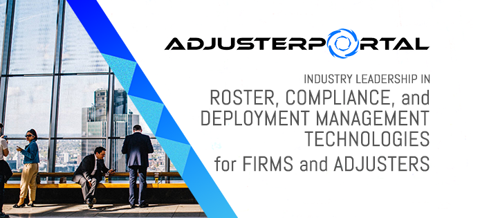 Software Solution Released for Insurance Adjuster Firms to Manage Rosters and Rapidly Deploy