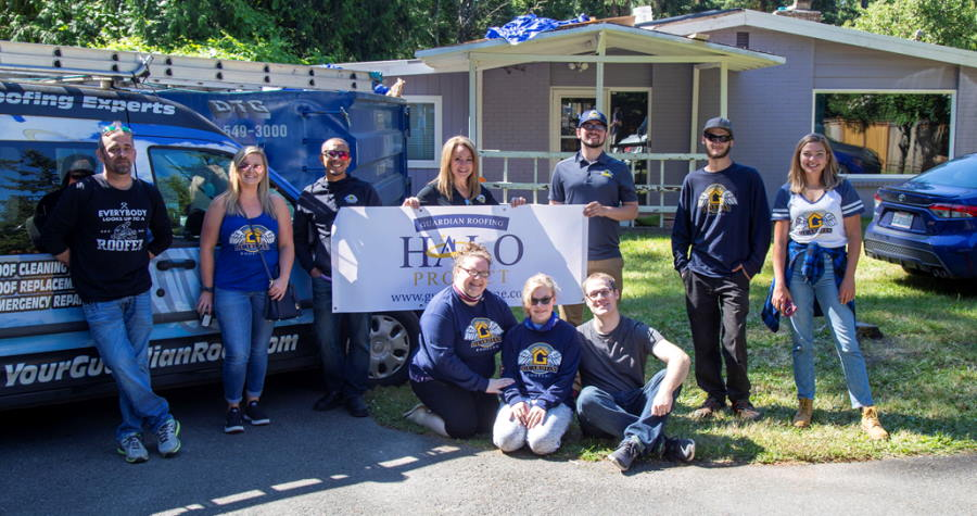 Guardian Roofing Brings Hope and Relief To Homeowners