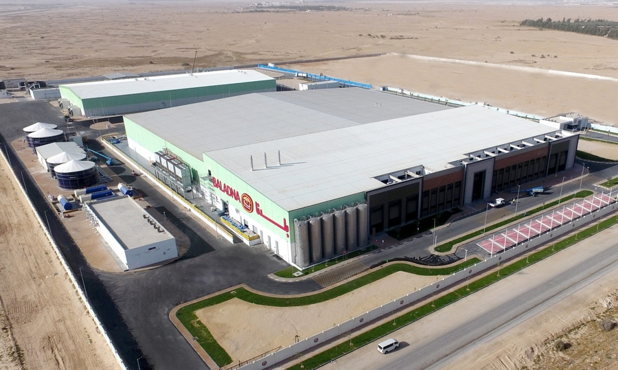 Veolia Designs Water Reuse Process for Baladna, Qatar's Major Dairy Producer