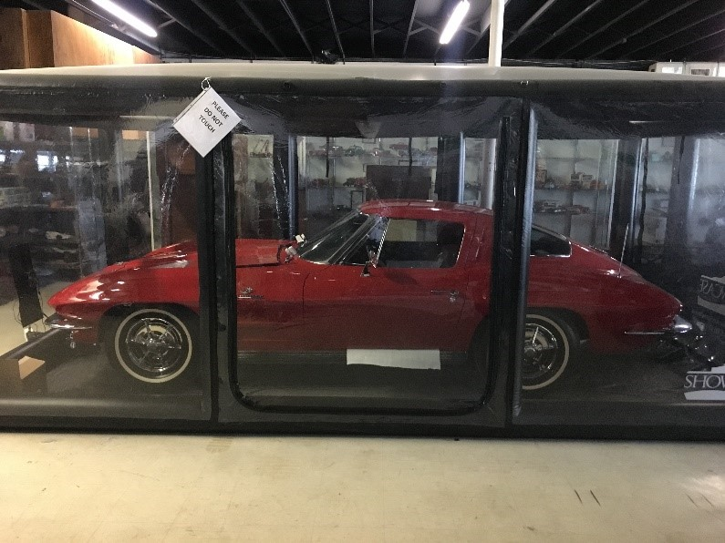 Fort Worth Car Storage Offers Ultimate in Collector Car Storage