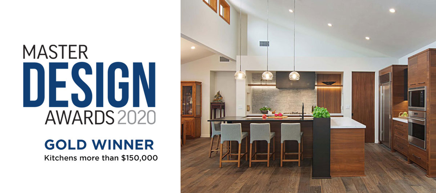 Jackson Design and Remodeling Wins 22nd Master Design Award