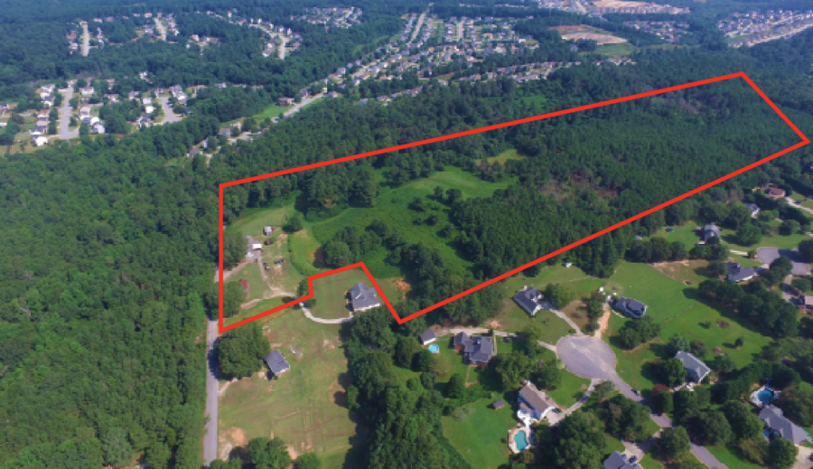 Meritage Homes Purchases 67.9-Acre Parcel in Loganville, GA for $3.4M