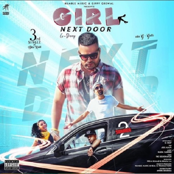 "Indian Rap Sensation G Deep Hits 1 Million Streams With ""Girl Next Door,"" Featuring Rising Pakistani-American Superstar Joe Alam"