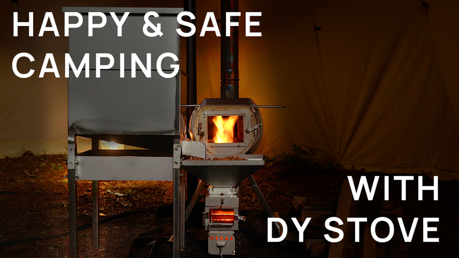Add Excitement to Your Camping with DY Stove