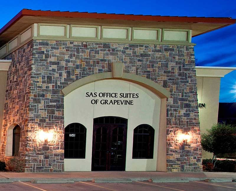 Private Office Space Near DFW Airport at SAS Office Suites of Grapevine
